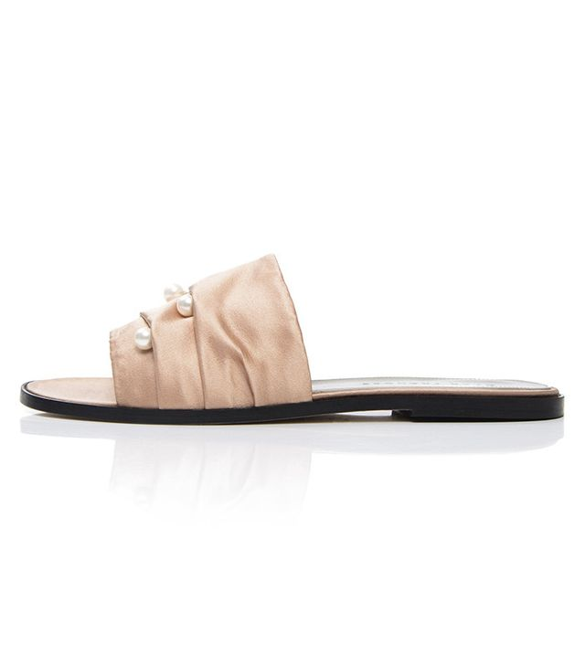Dear Frances Jen Slides in Bronze Pearl