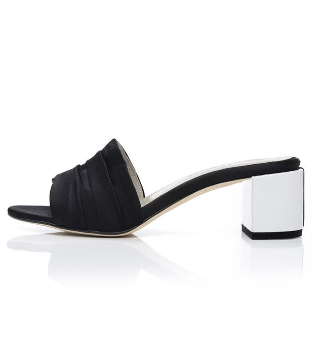 Dear Frances Eva Mules in Black and White