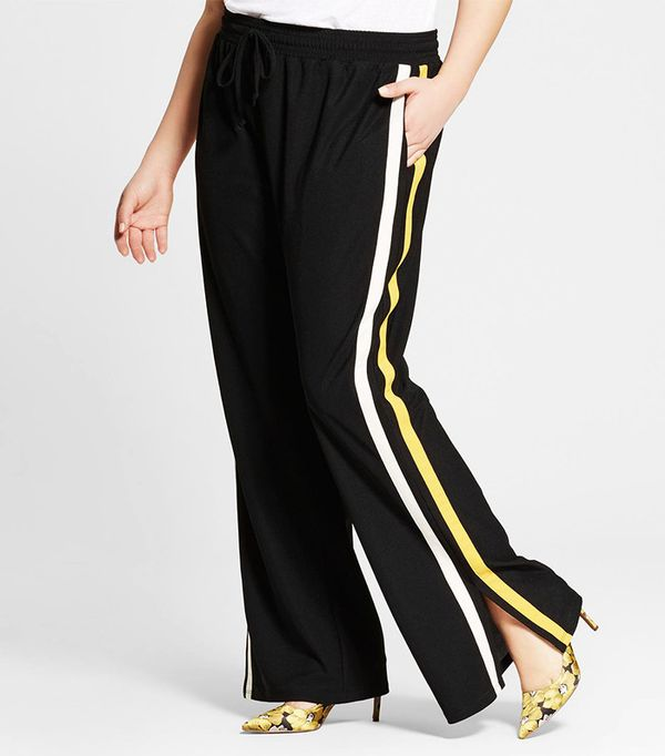 Who What Wear Plus Size Track Pant
