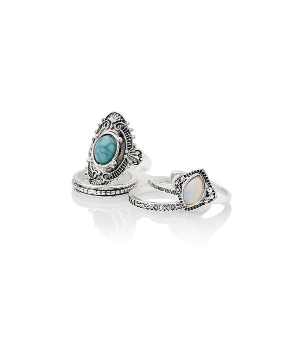 Best Jewelry For The Festival Season Luv Aj The Evil Eye Hoop Huggie Earring Set