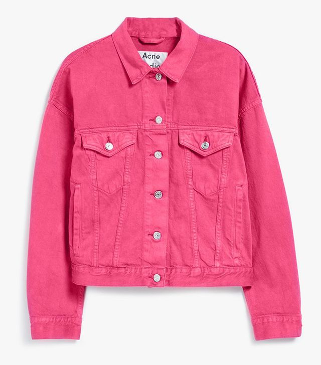 Acne Studios Denim Lab Jacket