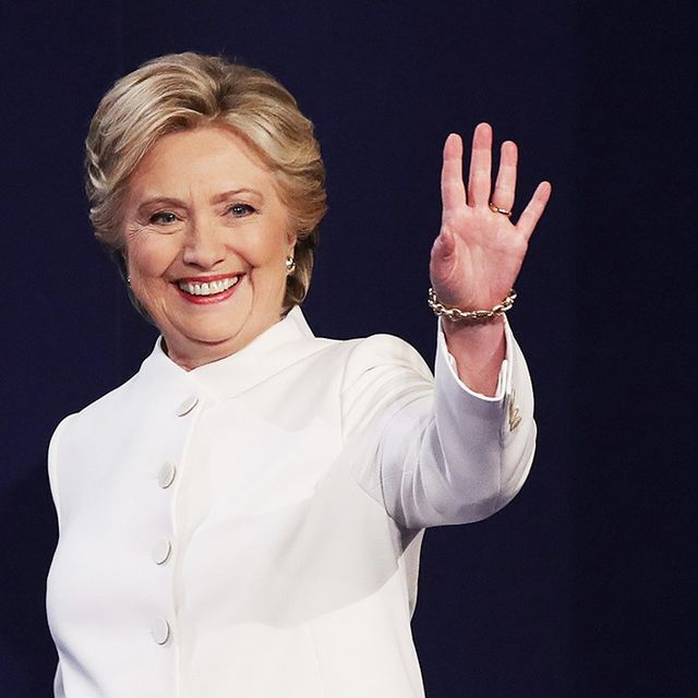 5 Hillary Clinton-Approved Colours to Wear on International Women's Day