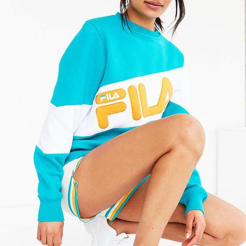 Alexa Crew Neck Sweatshirt
