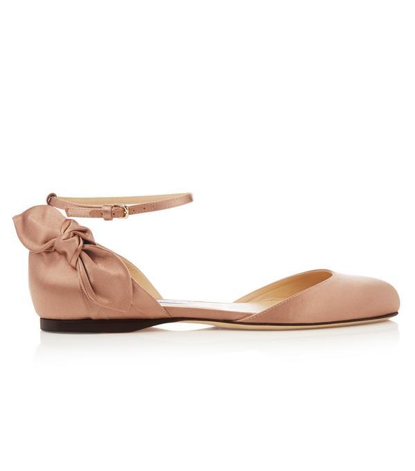 Best ballet flats: Jimmy Choo