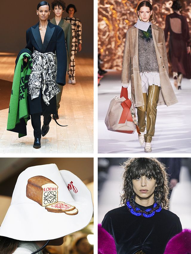 Paris Fashion Week Trends March 2017