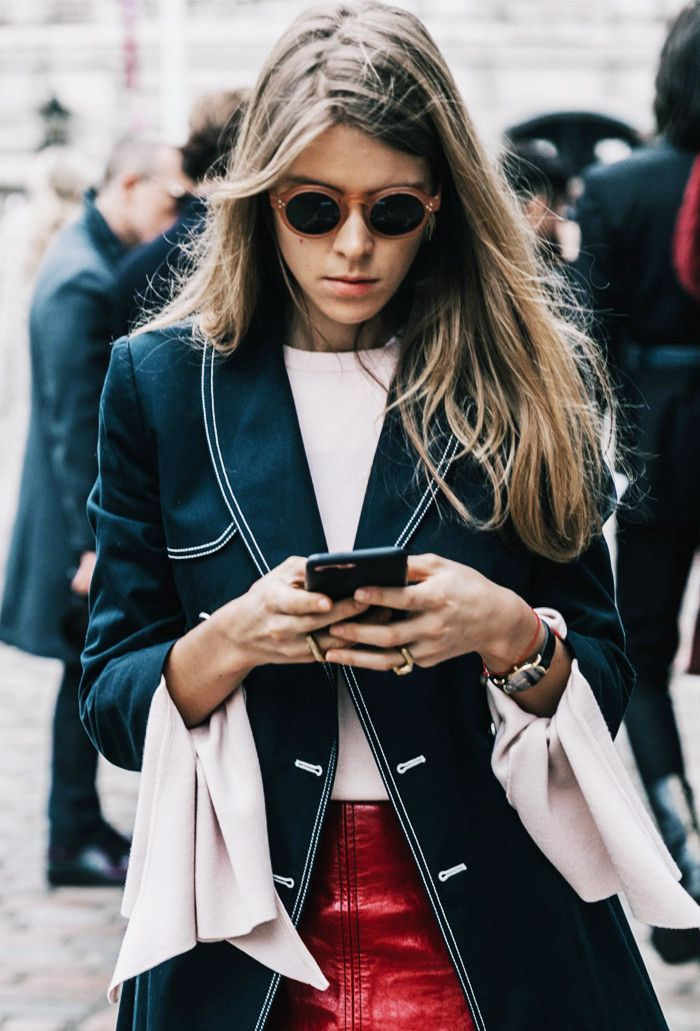 How to shop Instagram: Monica Ainly phone
