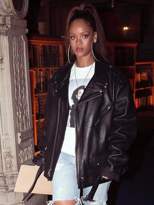 Of Course Rihanna Has Already Worn These Straight-Off-the-Runway Boots