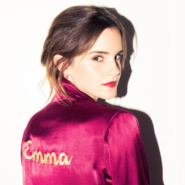 This Is What Emma Watson's Closet Actually Looks Like