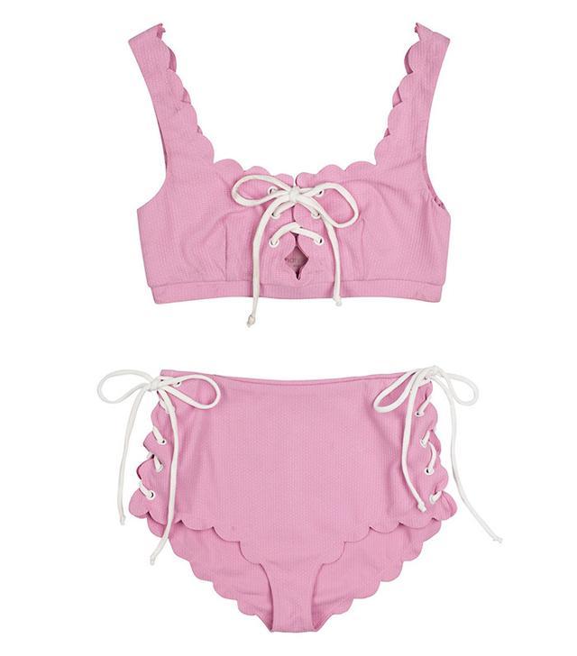 FWRD x Marysia Palm Springs Tie Bikini