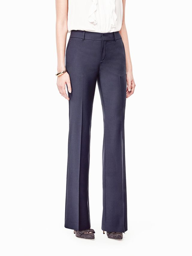 Ann Taylor The Trouser in Tropical Wool - Ann Fit