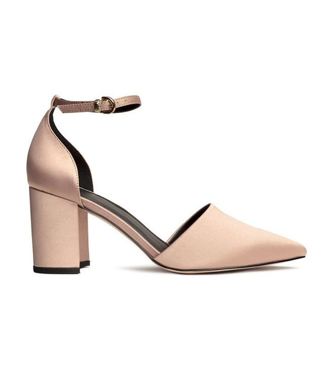 H&M Open Sided Pumps