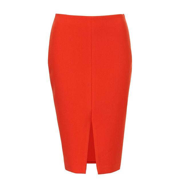 Sportsgirl Split Front Skirt