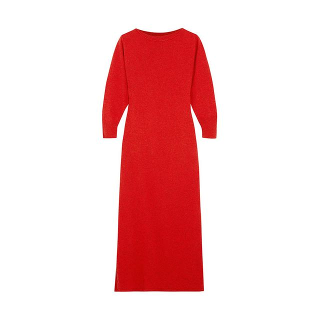 Isabel Marant Cara Wool Dress