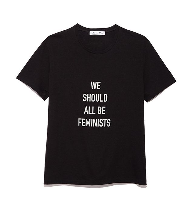 Dior We Should All Be Feminists T-Shirt