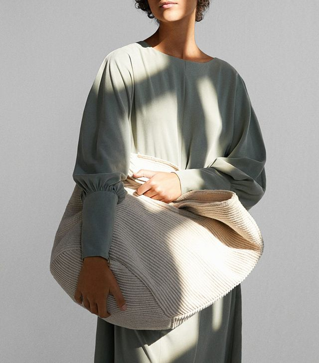 Mango Cotton Bucket Bag