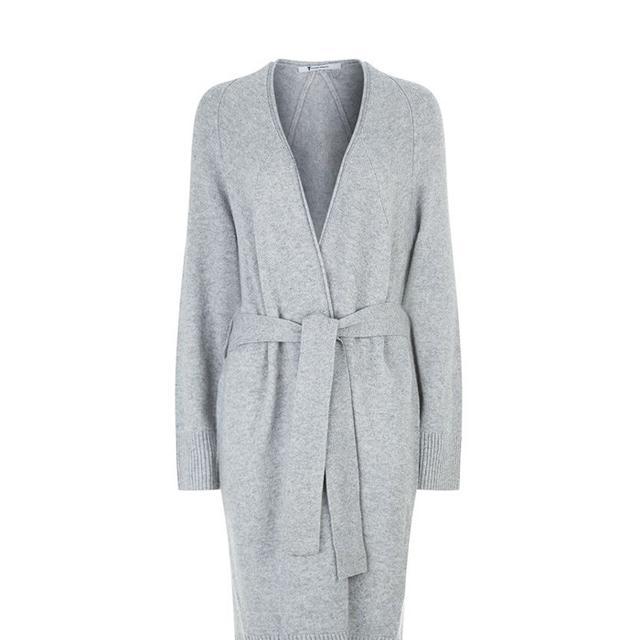bathrobe coat alexander wang