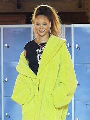 Rihanna Just Wore This Year's Most Unlikely Micro-Trend