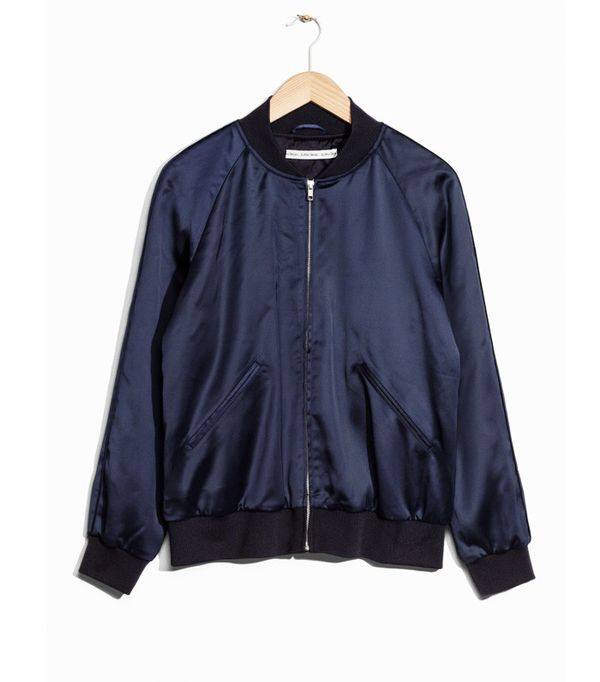 Best Bomber Jacket: & other stories