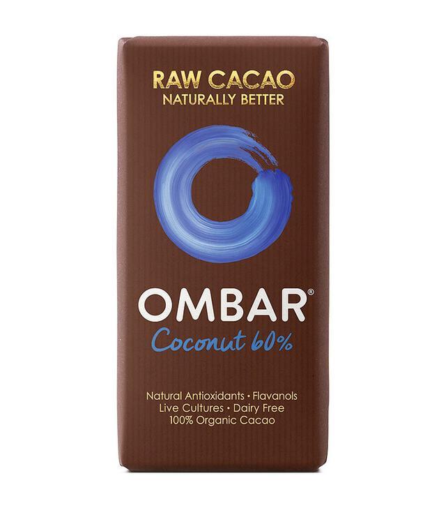 Ombar Probiotic Coconut Raw Chocolate