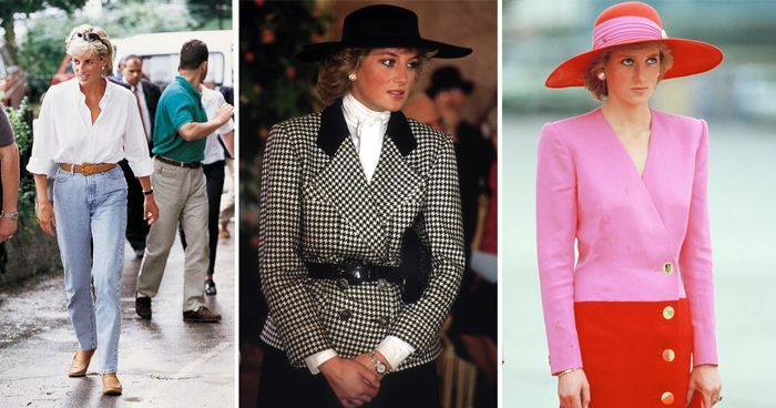 Princess Diana S Style Her Most Iconic Looks Who What Wear Uk