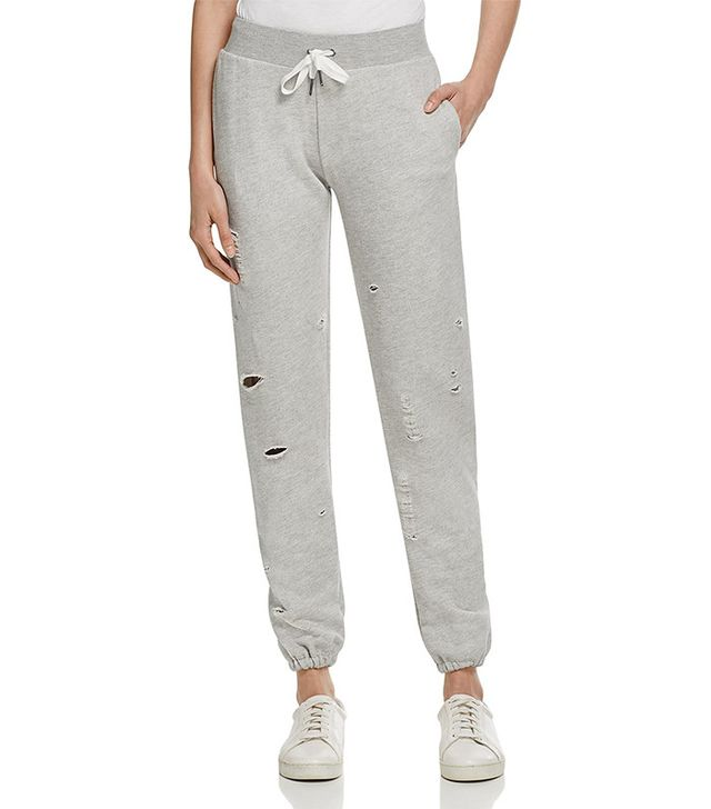 Benjamin Jay Finley Distressed Sweatpants