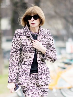 The Outfit Anna Wintour Wore Twice in 2 Weeks