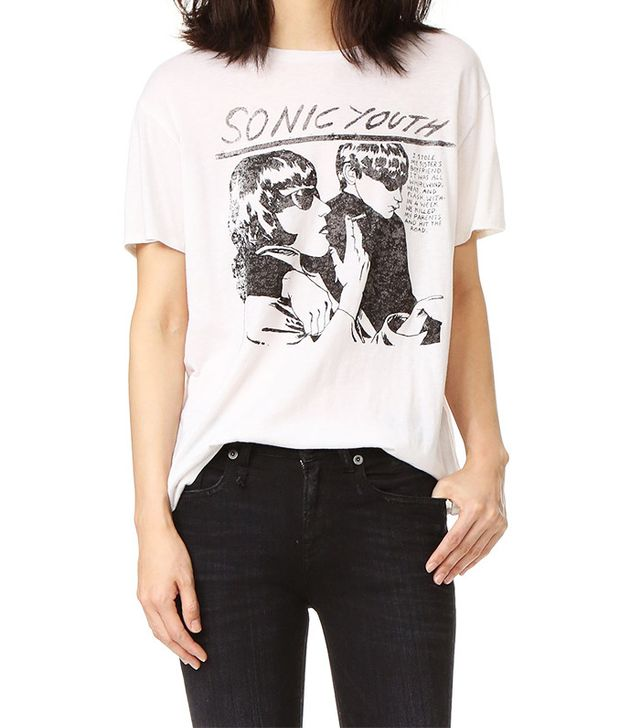 R13 Sonic Youth Boy Tee