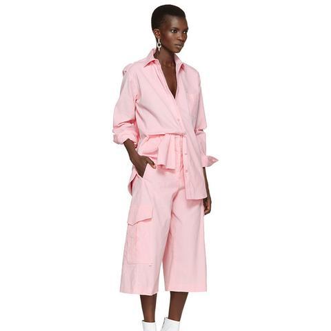 Pink Sander Shirt