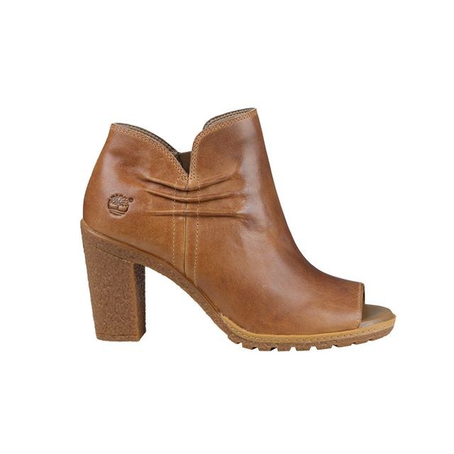 Timberland Glancy Peep Toe Boots