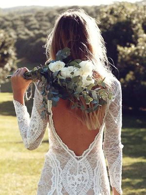 How Much Should You Really Spend On Your Wedding Dress?