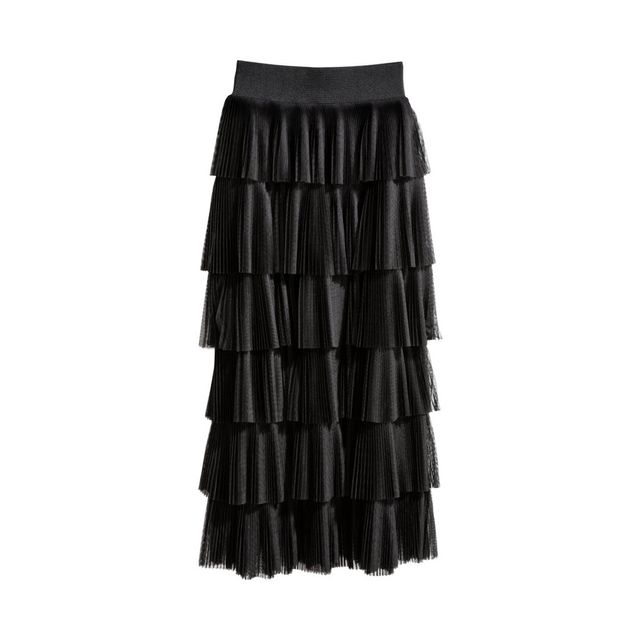 "<a href=""https://www.westfield.com.au/chatswood/stores/all-stores/h-m/58063"" target=""_blank"">H&M</a> Tiered Skirt"