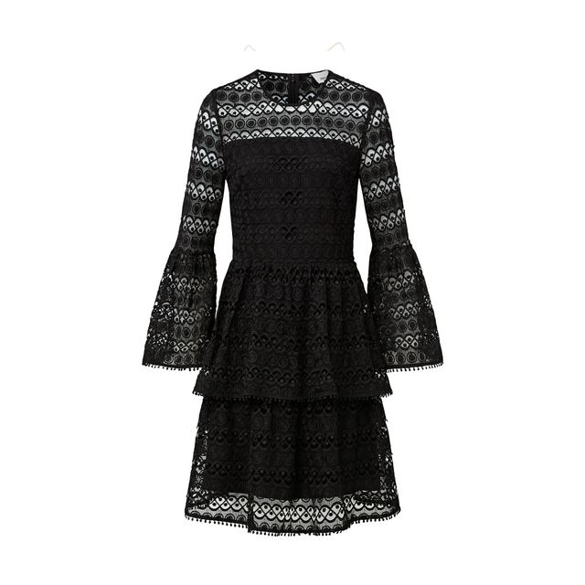 "<a href=""https://www.westfield.com.au/chatswood/stores/all-stores/seed-heritage/58036"" target=""_blank"">Seed Heritage</a> Bell Sleeve Broderie Dress"