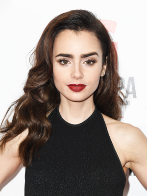 Lily Collins Opens Up About Body Image Issues (and What Healed Her)
