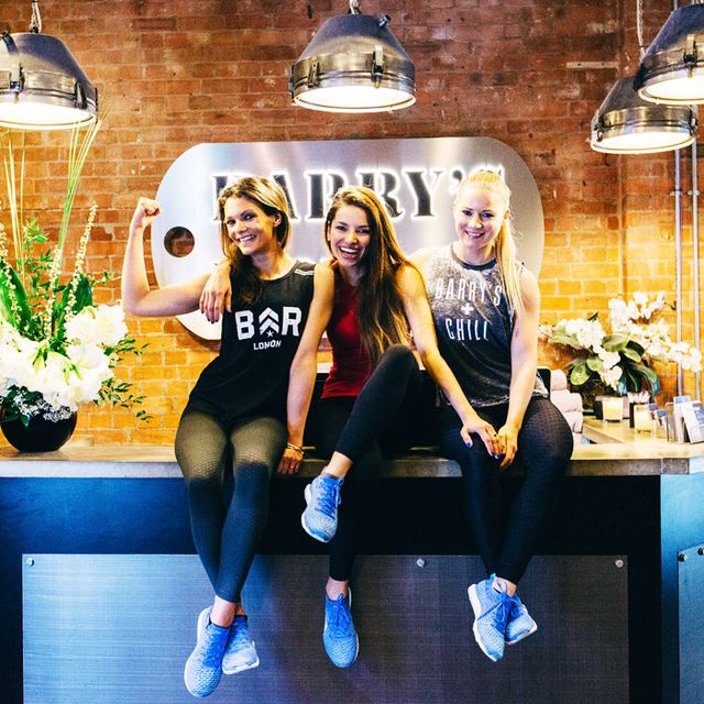 These Workout Shoes Have the Barry's Bootcamp Seal of Approval