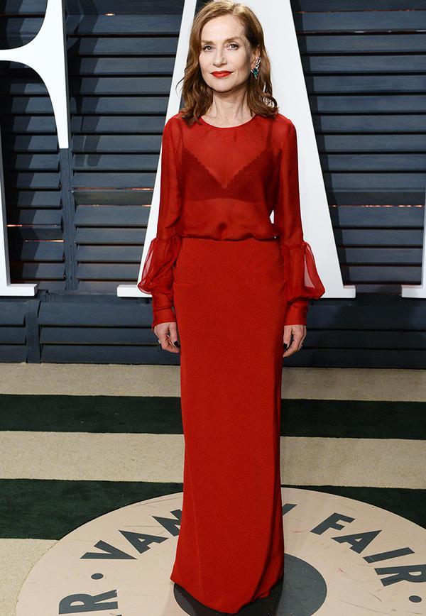 Isabelle Huppert Style