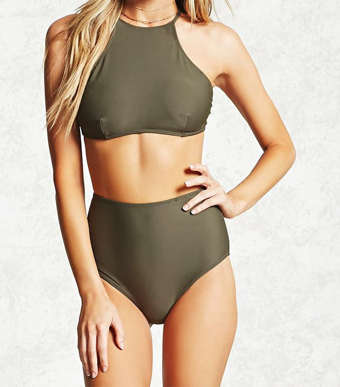 13 Amazing Swimsuits We Found Hidden at Forever 21 | Who