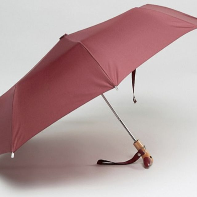 ASOS Original Duckhead Maroon Umbrella
