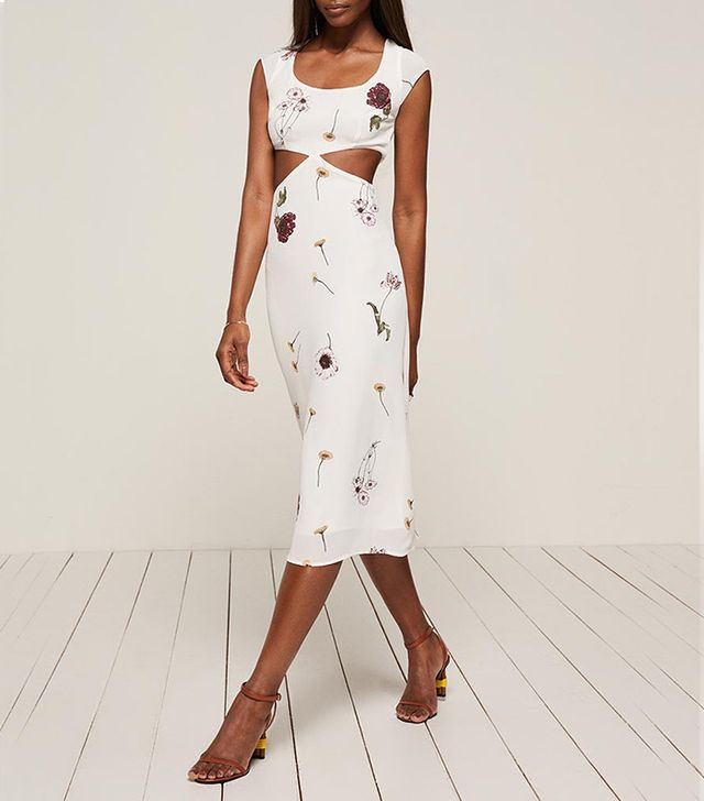 Reformation Saylor Dress
