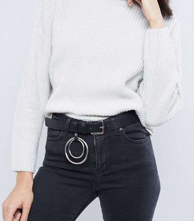 ASOS Ring Tab Jeans Belt