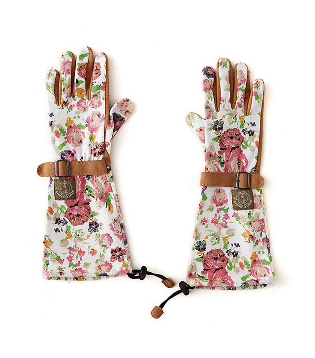 cute gardening gloves