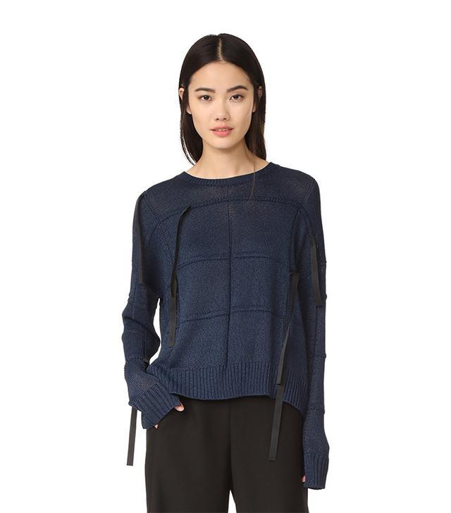 Helmut Lang Textured Sweater