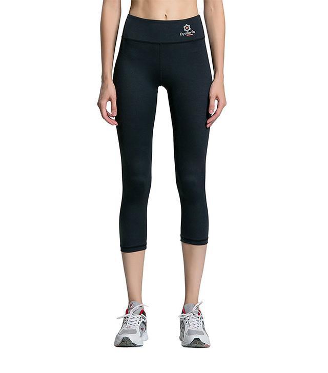 Dynamic Athletica Women Compression Capri Pants