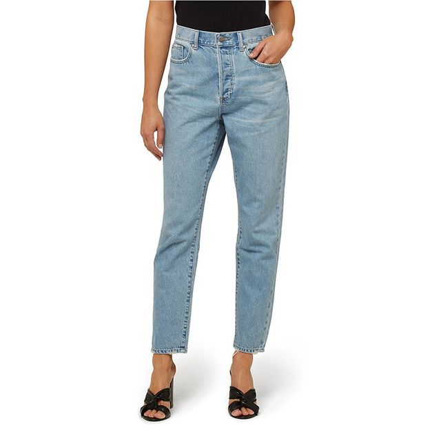 Sportsgirl High Rise Rigid Jean