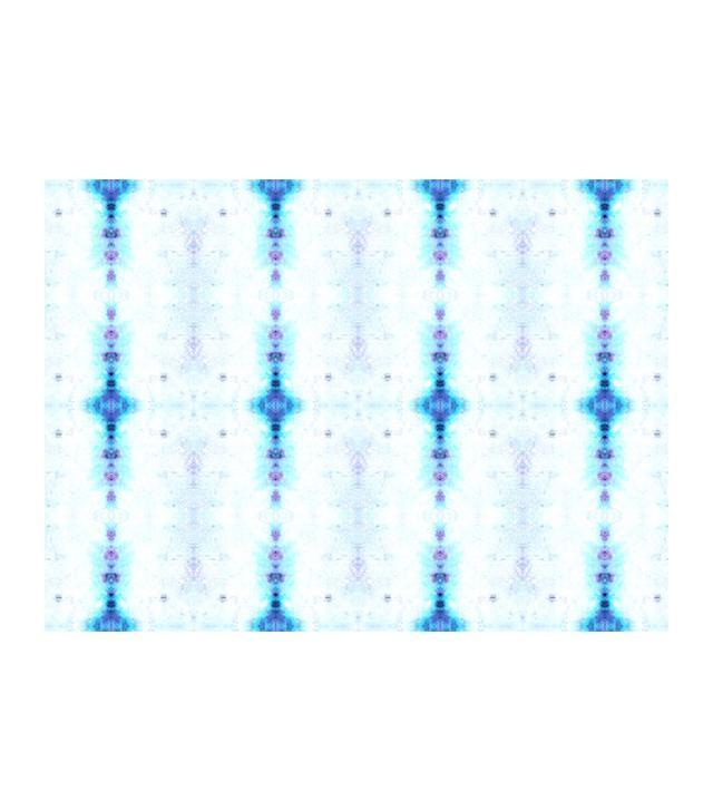 Eskayel Aquarius Wallpaper Sample in Sapphire