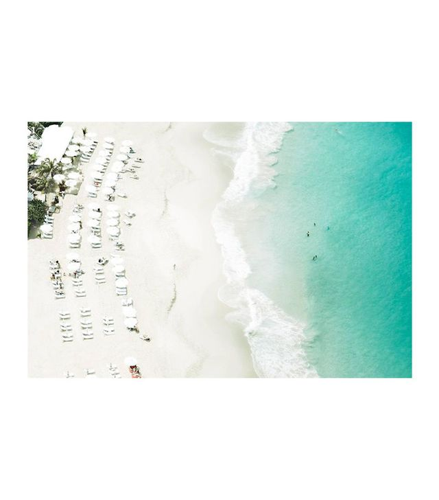 "Stephane Dessaint ""Flamand Beach 2"""