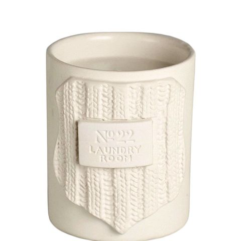 Laundry Room Candle