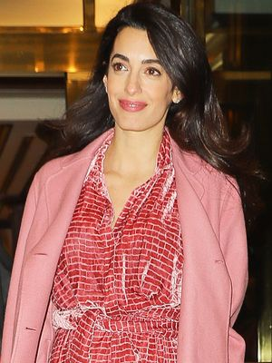 Amal Clooney Just Endorsed the Trend Every Fashion Girl Is Wearing