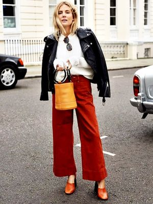 The Pants Fashion Bloggers Have Been Ditching Their Jeans For
