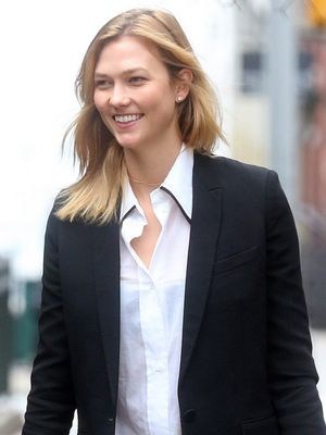 The 3-Piece Outfit Formula Karlie Kloss Has Been Repeating