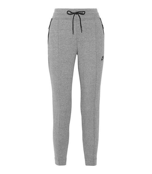 Nike Tech Fleece Cotton-Blend Track Pants